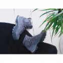 Pánska turistická obuv stredná TECNICA-Forge M GTX asphalt/blue -