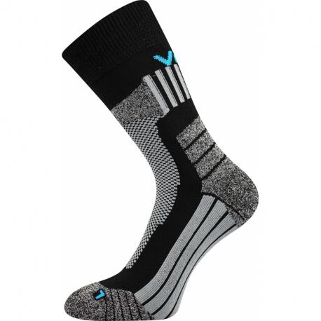 Turistické ponožky VOXX-EGOIST BLACK