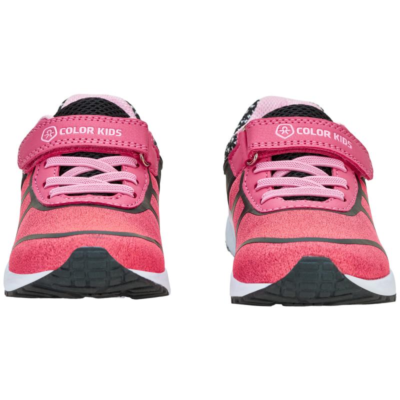 Detská rekreačná obuv COLOR KIDS-Klim cotton candy -