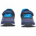 Detská rekreačná obuv COLOR KIDS-Klim turkish tile -