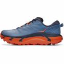 Pánska bežecká trailová obuv HOKA ONE ONE-Mafate Speed 3 provincial blue/carrot -
