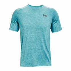 Pánske tréningové tričko s krátkym rukávom UNDER ARMOUR-ech 2.0 SS Tee-BLU