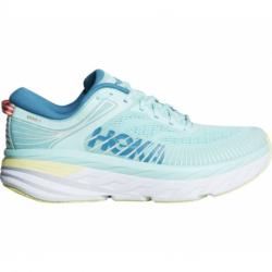 Dámska bežecká obuv HOKA ONE ONE-Bondi 7 blue tint/mosaic blue