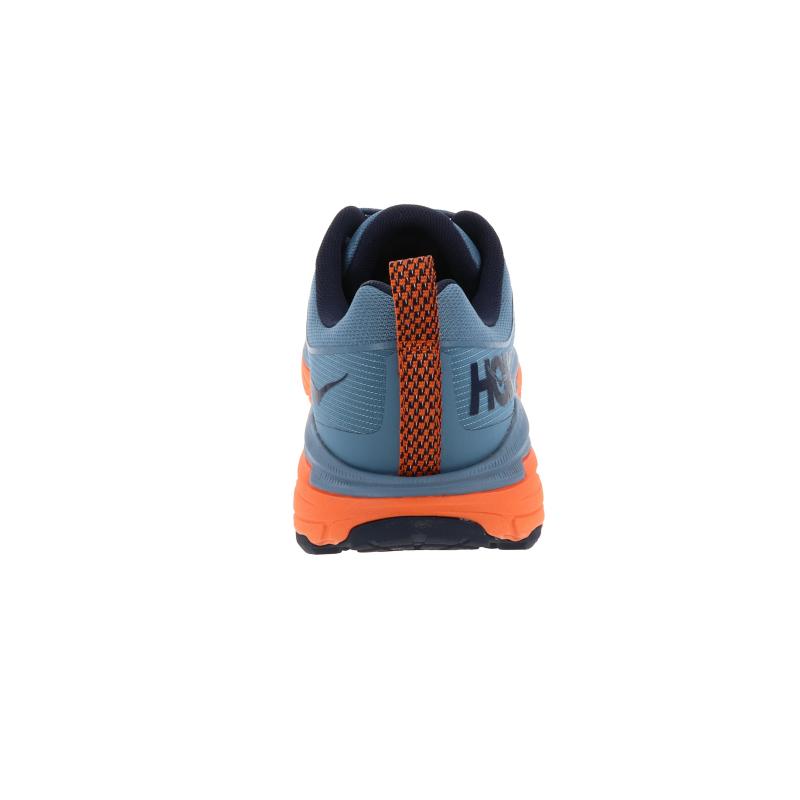 Pánska bežecká trailová obuv HOKA ONE ONE-Challenger ATR 6 provincial blue/carrot -