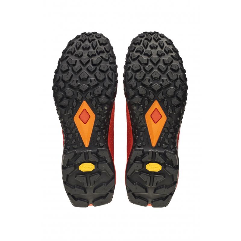 Pánska bežecká trailová obuv TECNICA-Magma S Ms rich lava/black -