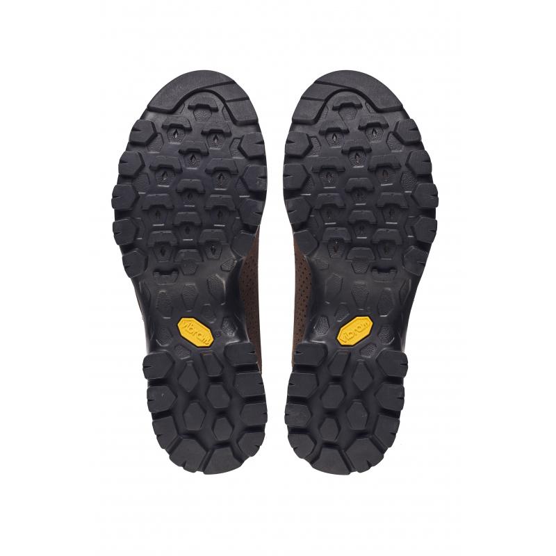 Dámska členková turistická obuv TECNICA-Plasma MID GTX Ws dark savana/cloudy laguna -