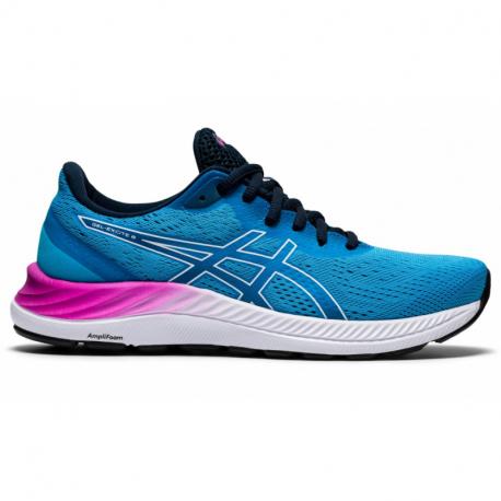 Dámská běžecká obuv ASICS-Gel Excite 8 digital aqua / white