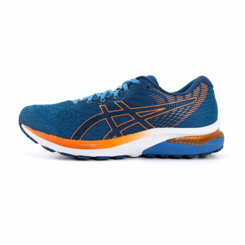 Pánska bežecká obuv ASICS-Gel Cumulus 22 reborn blue/mako blue -