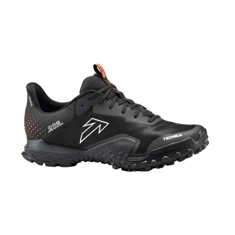 Pánska bežecká trailová obuv TECNICA-Magma S GTX Ms black/dusty lava -