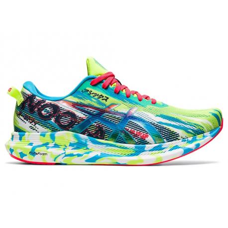 Pánská běžecká obuv ASICS-Noosa Tri 13 green / aqua (EX)