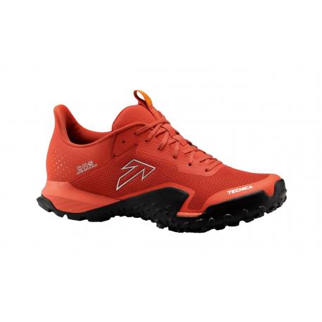 Pánska bežecká trailová obuv TECNICA-Magma S Ms rich lava/black