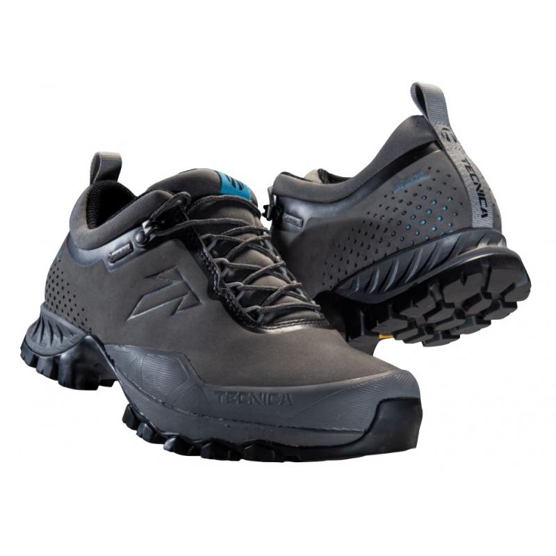 Pánska nízka turistická obuv TECNICA-Plasma GTX Ms dark piedra/true mare -