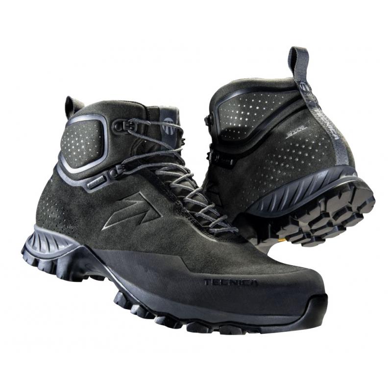 Pánska členková turistická obuv TECNICA-Plasma MID GTX Ms dark piedra/midway piedra -
