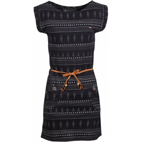 Dámské šaty FUNDANGO-Sagita-893-raven