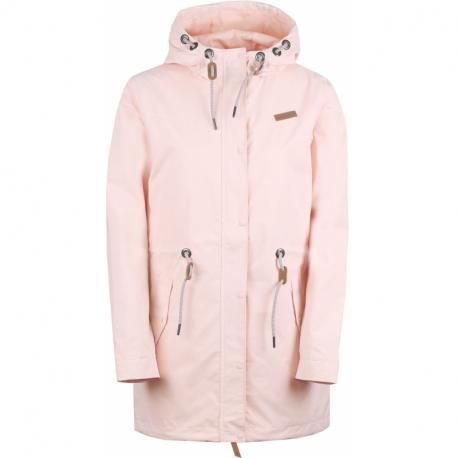 Dámska bunda FUNDANGO-Tapara-340-soft pink