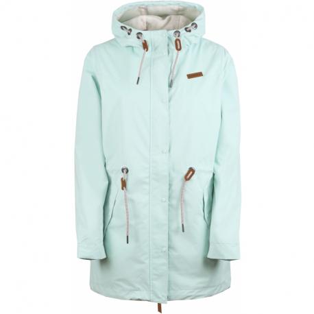 Dámská bunda Bunda FUNDANGO-Tapara-521-zelená zelená QY