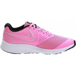 Juniorská rekreačná obuv NIKE-Star Runner 2 (GS) pink glow/white/black