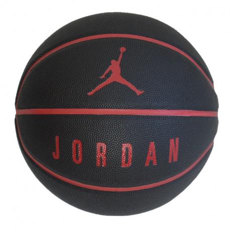 Basketbalová lopta NIKE-JOR ULTIMATE 07 BK/GR/GR