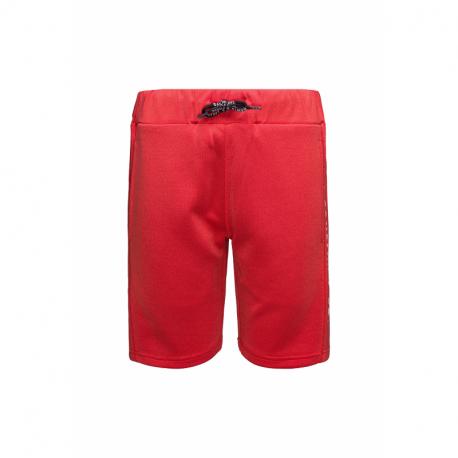 Chlapecké teplákové kraťasy SAM73-EDDIE-135-Red