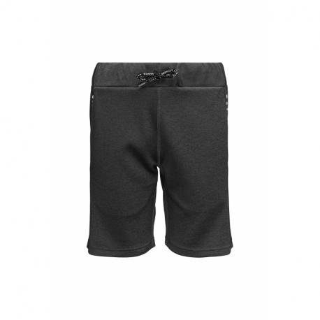 Chlapecké teplákové kraťasy SAM73-EDDIE-500-Black