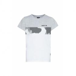 Chlapčenské tričko s krátkym rukávom SAM73-JUSTIN-401-Grey