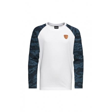 Chlapecké triko s dlouhým rukávem SAM73-STUART-240-Blue