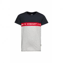 Chlapčenské tričko s krátkym rukávom SAM73-TYLER-240-Blue