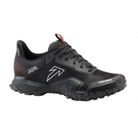 Pánska bežecká trailová obuv TECNICA-Magma S GTX Ms black/dusty lava (EX)