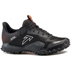 Pánska bežecká trailová obuv TECNICA-Magma S Ms black/dusty lava