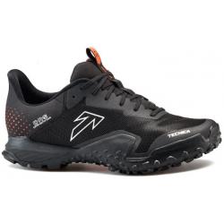 Pánska bežecká trailová obuv TECNICA-Magma S Ms black/dusty lava (EX)