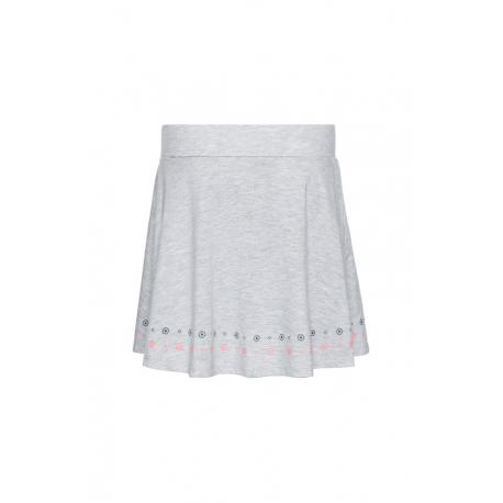 Dievčenská sukňa SAM73-SCARLET-01 -Grey