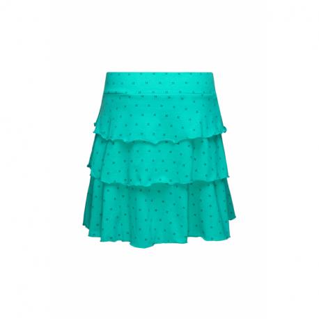 Dievčenská sukňa SAM73-KATIE-350-Green