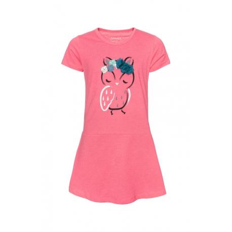 Dívčí šaty SAM73-ALINURO-419SM-Pink