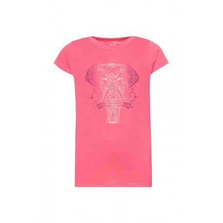 Dívčí tričko s krátkým rukávem SAM73-Haruka-419SM-Pink
