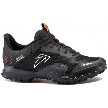 Dámská běžecká trailová obuv TECNICA-Magma S Ws black / dusty lava