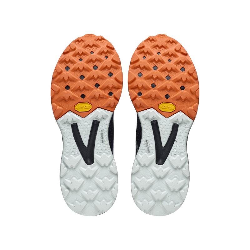 Pánska bežecká trailová obuv TECNICA-Origin LD Ms black/dusty lava -