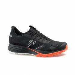 Pánska bežecká trailová obuv TECNICA-Origin LD Ms black/dusty lava (EX)