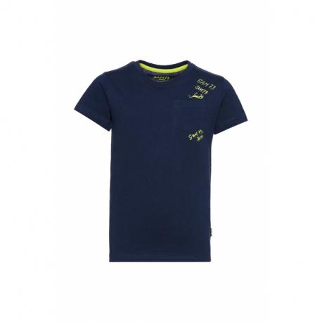 Chlapecké tričko s krátkým rukávem SAM73-Honoka-602SM-Blue