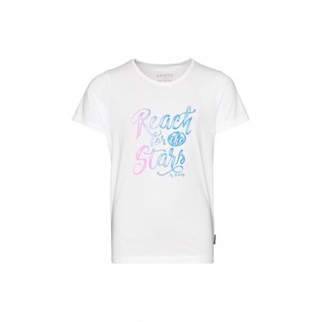 Dívčí tričko s krátkým rukávem SAM73-Bidano-000SM-White