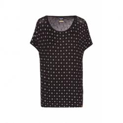 Dámske tričko s krátkym rukávom SAM73-TARA-500-Black
