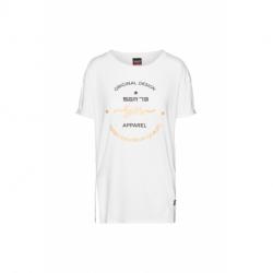 Dámske tričko s krátkym rukávom SAM73-ANNABEL-000-White