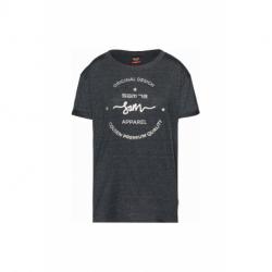 Dámske tričko s krátkym rukávom SAM73-ANNABEL-500-Black