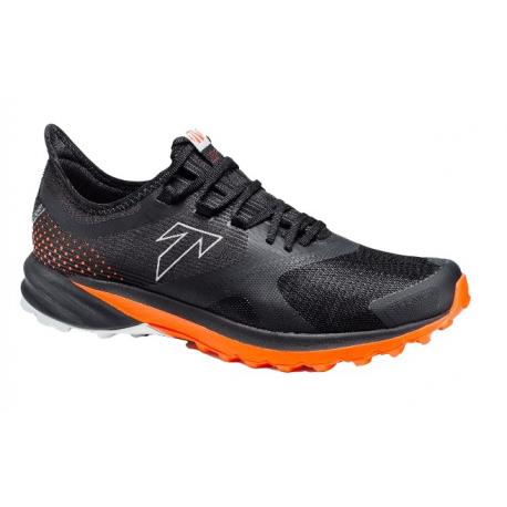 Pánska bežecká trailová obuv TECNICA-Origin XT (75+) Ms black/dusty lava