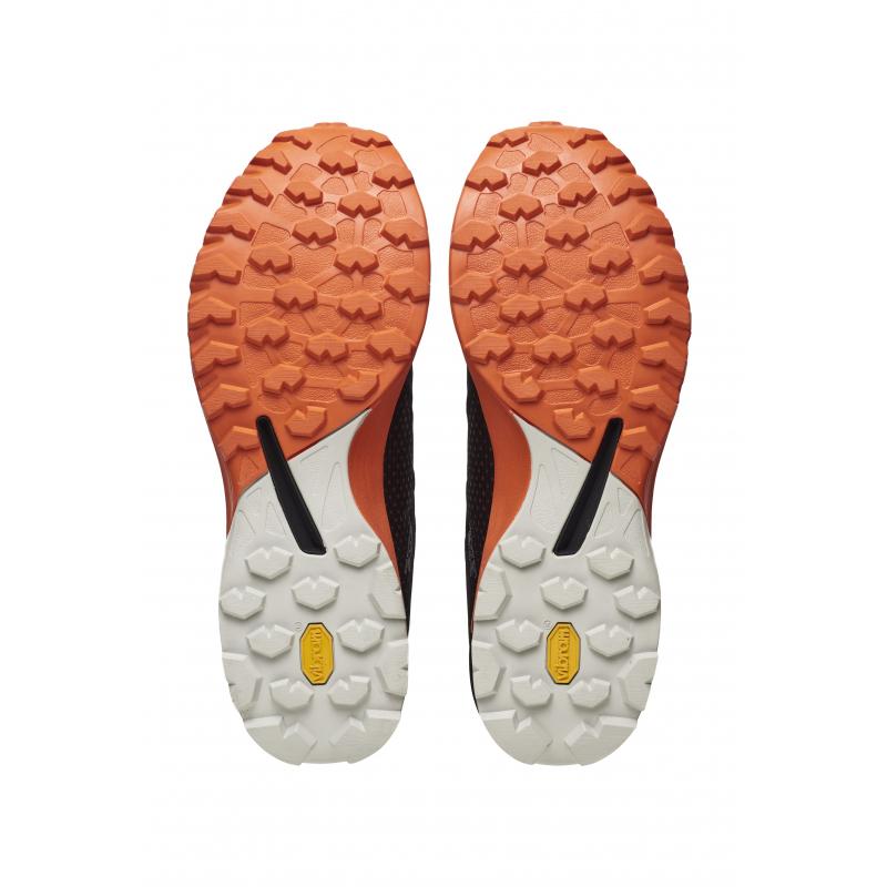 Pánska bežecká trailová obuv TECNICA-Origin XT (75+) Ms black/dusty lava -