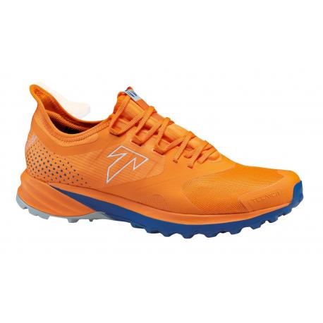 Pánská běžecká trailová obuv TECNICA-Origin XT (75+) Ms true lava / deep abisso (EX)
