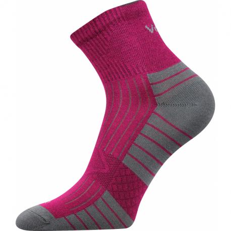 Dámske turistické ponožky VOXX-Belkin-Fuxia