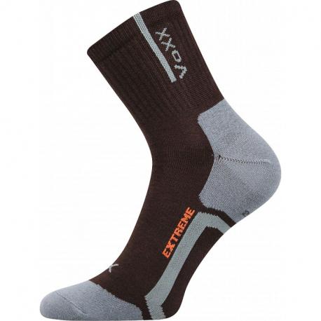 Turistické ponožky VOXX-Josef-Brown