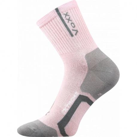 Dámské turistické ponožky VOXX-Josef-Pink