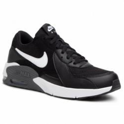 Dámska vychádzková obuv NIKE-WMNS Air Max Excee black/dark grey/white