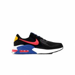 Pánska vychádzková obuv NIKE-Air Max Excee black/white/game royal/flash crimson